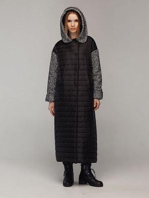 Пальто чорне | 4705094