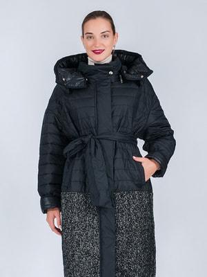 Пальто чорне | 4705185