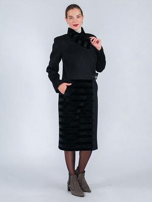 Пальто черное | 4705232