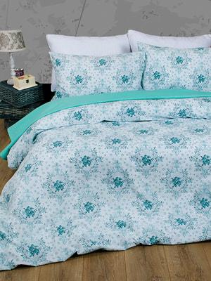 Комплект постельного белья семейный | 4707152