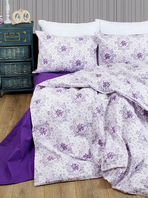 Комплект постельного белья двуспальный (евро) | 4707176