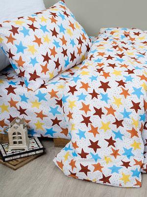 Комплект постельного белья полуторный | 4707182