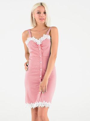 Сукня рожева | 4581149