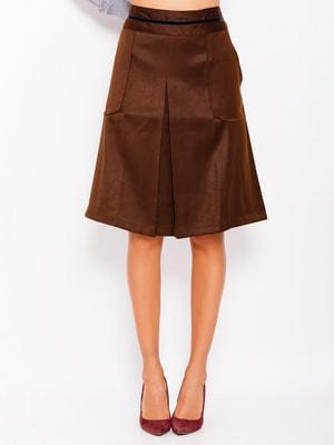 Юбка коричневая | 4693074