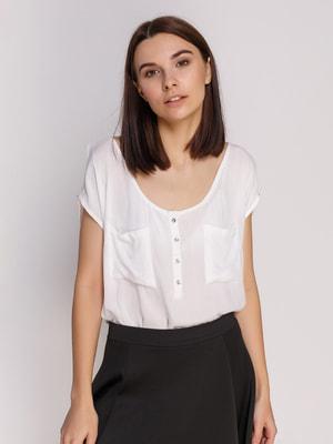 Блуза белая | 4649326