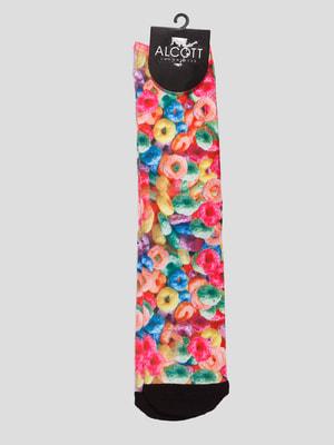 Носки разноцветные | 4627253