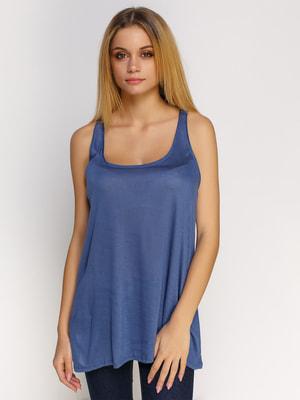 Майка синяя - Alcott - 4627385