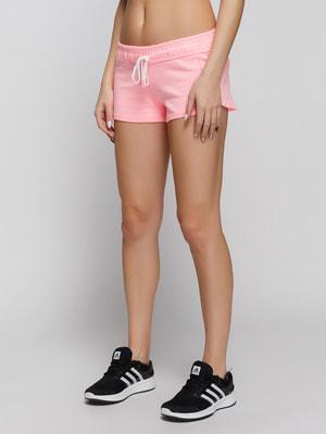 Шорти рожеві | 4627088