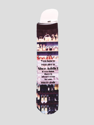 Носки с принтом | 4628192