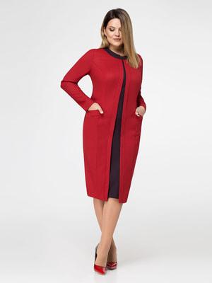Сукня червона - Панда - 4709220
