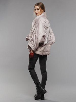 Куртка розовая | 4705119