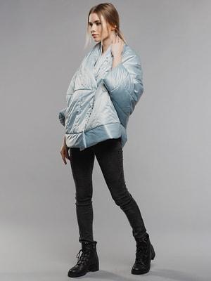 Куртка голубая | 4705132