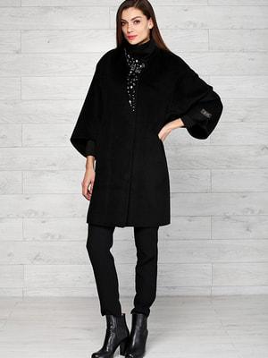 Пальто чорне | 4705218