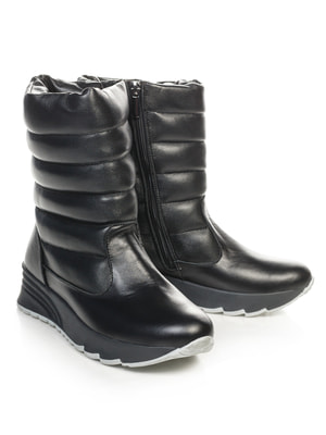 Сапоги черные | 4699864