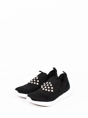 Кросівки чорні | 4426553