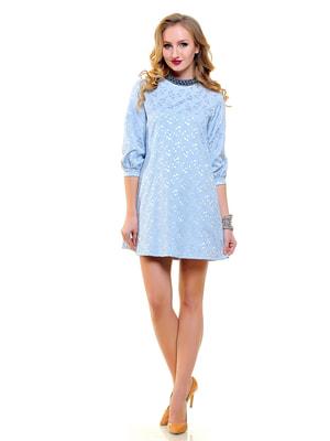 Сукня блакитна | 3169781