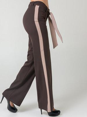 Штани кольору хакі | 4710856
