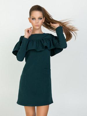 Платье зеленое   4710950
