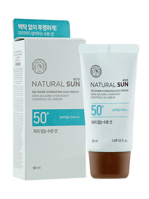 Сонцезахисний крем Natural Sun Eco Sebum Control Moisture Sun 50 / PA (50 мл) | 4712299