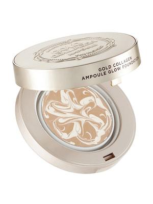Пудра для обличчя з колагеном Gold Collagen Ampoule Two-Way Pact SPF30 PA (9.5 г) | 4712301