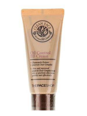 Крем Clean Face Oil Control BB Cream (35 мл) | 4712302