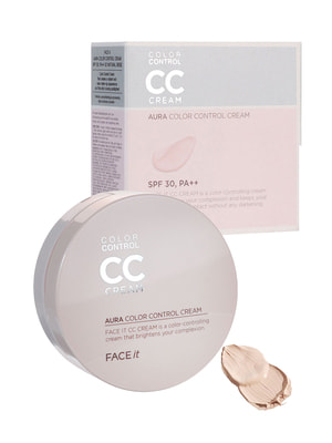 Крем Aura Color Control CC Cream SPF30 № 01 — Radiant Beige (20 г) | 4712303