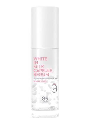 Сироватка для обличчя з молочними протеїнами White In Milk Capsule Serum (50 мл)   4712325