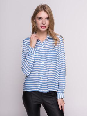 Рубашка в полоску | 4638463