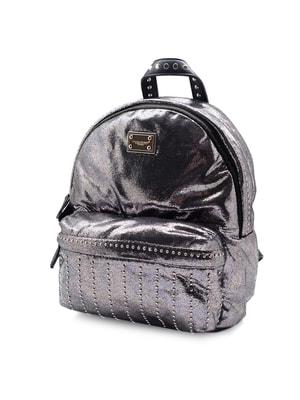 Рюкзак серебристый | 4630872