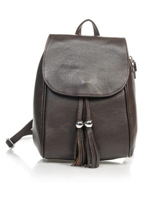 Рюкзак темно-коричневый | 4712631