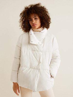 Куртка белая | 4688420
