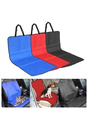 Влагостойкий чехол в авто для перевозки животных | 4646562
