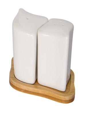 Набор на подставке для соли/перца «Айсберг» | 4714335