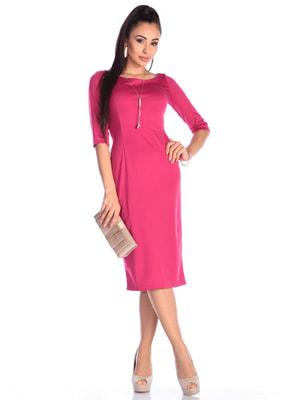 Сукня кольору фуксії | 4712483