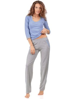 Комплект: лонгслив и брюки | 4715426