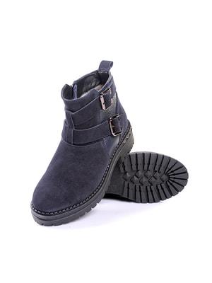Ботинки синие | 4716900