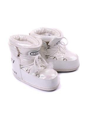 Ботинки белые | 4716914