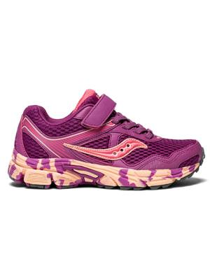 Кросівки пурпурно-коралові Cohesion | 4249493