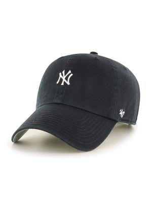 Бейсболка черная с вышивкой | 4594255