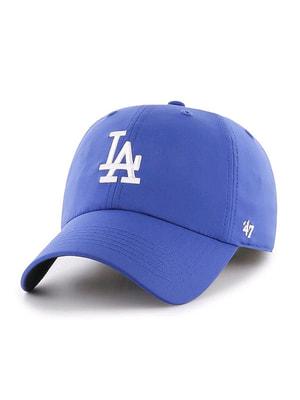 Бейсболка синя з вишивкою | 4594264