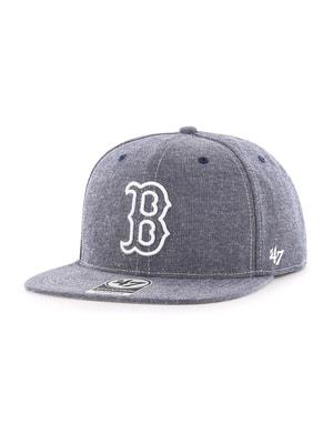 Бейсболка сіро-синя | 4594275