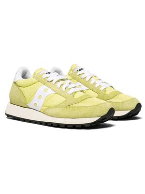 Кроссовки желтые Jazz O Vintage | 4715520
