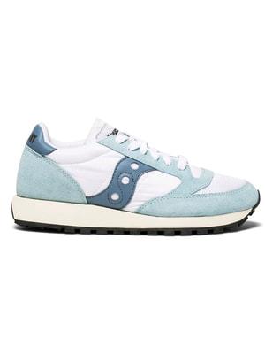 Кросівки біло-блакитні Jazz O Vintage  5cc7f36c2ea7b