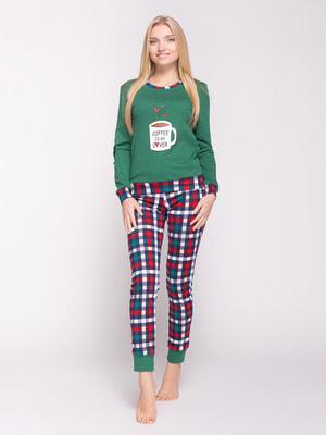 Пижама: свитшот и брюки | 4714204