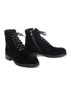 Ботинки черные   4718784
