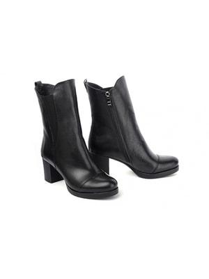 Ботинки черные | 4718792