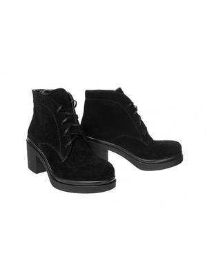 Ботинки черные | 4718800