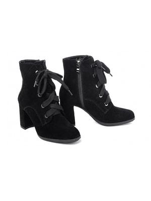 Ботинки черные | 4718805
