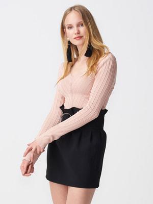 Пуловер рожевий | 4718210