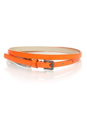 Ремінь помаранчевий | 3200259